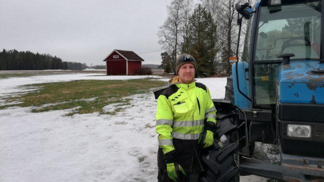 Mäkipää är nöjd med Wisu-odlingsplaneringsprogrammets tillägningsmodul MobiWisu.
