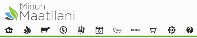 Minun Maatilani -palvelun etusivu uudistuu 18.5.2020 yhteistyössä Bisnes+:n kanssa