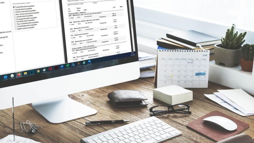 WebWakan budjettiraportti maksuvalmiuden seurannassa