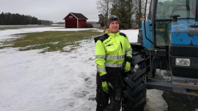 Mäkipää on tyytyväinen Minun Maatilani viljelysuunnitteluohjelman käyttäjä.