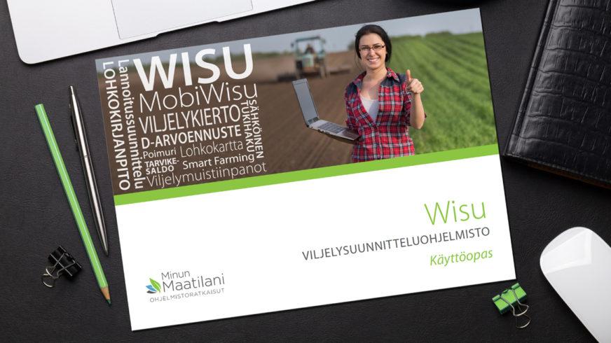 Wisu-viljelysuunnitteluohjelmisto käyttöopas