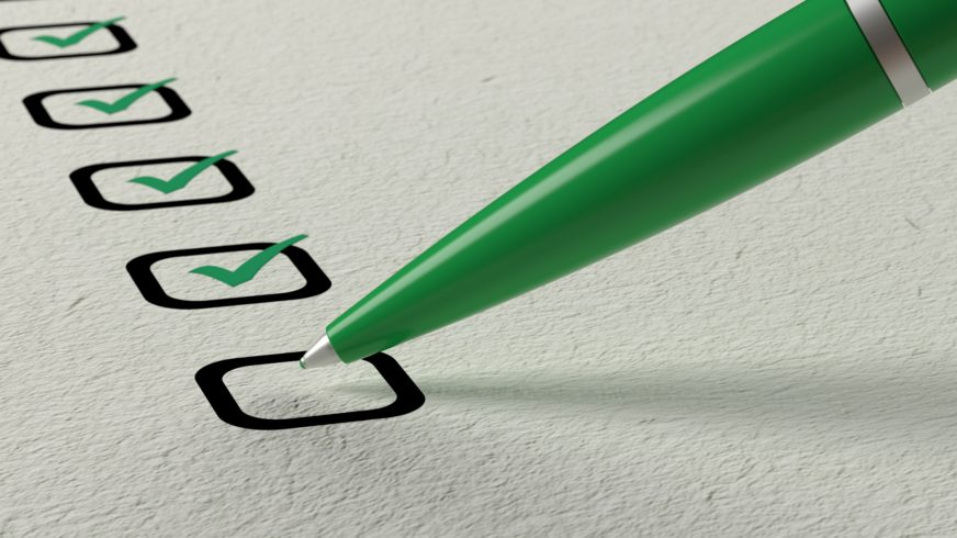 Tarkistukset ennen lopullisen tilipaatoksen tekemista